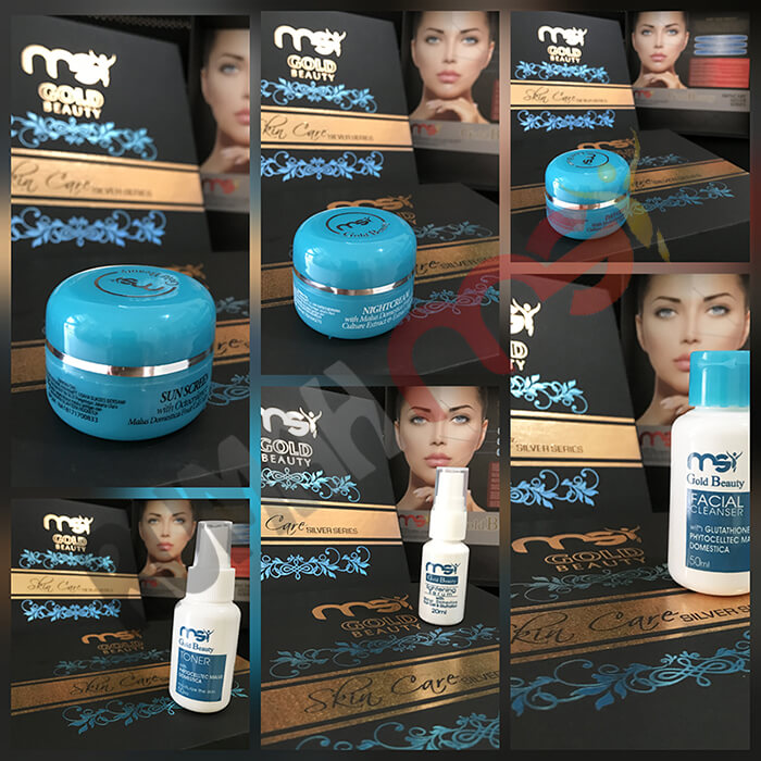varian msi gold beauty