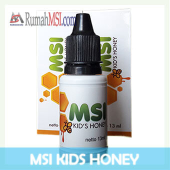 msi kids honey front display